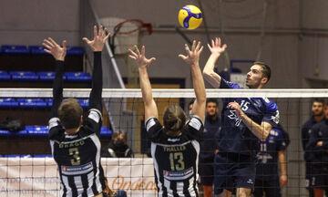 Volley League Ανδρών: Πρώτη νίκη για ΟΦΗ, 3-2 την Κηφισιά στο Ζηρίνειο!
