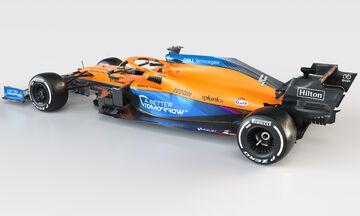 McLaren: Παρουσίασε το νέο της μονοθέσιο (vid)