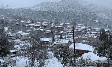 Καιρός: Χαμηλές θερμοκρασίες, ολικός παγετός στα Βόρεια, 10 μποφόρ στο Αιγαίο