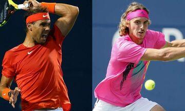 Ναδάλ - Τσιτσιπάς: Τετάρτη (17/2) στις 10:30 ο προημιτελικός του Australian Open