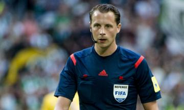 Ολυμπιακός - Αϊντχόφεν: Διαιτητής ο Σουηδός... αστυνομικός Έκμπεργκ!