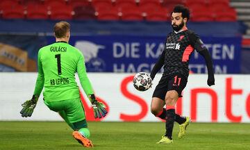 Λειψία - Λίβερπουλ: Μετά τον Σαλάχ σκόραρε και ο Μανέ για το 0-2! (vid)