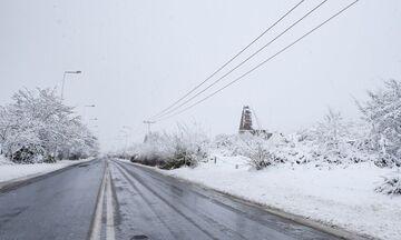 Καιρός: Ισχυρός παγετός σε όλη τη χώρα