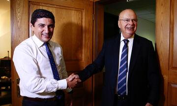 Βασιλακόπουλος κατά Αυγενάκη: «Κορύφωση της απροκάλυπτα αντιδημοκρατικής πολιτικής»
