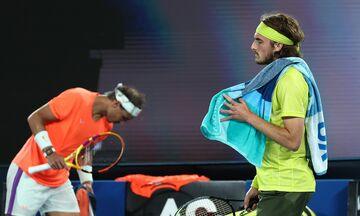Τσιτσιπάς: Ο Μεντβέντεφ στο δρόμο του προς τον τελικό του Australian Open