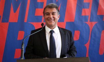 Λαπόρτα: «Ο Μέσι θα χρειαστεί μια ανταγωνιστική αθλητική πρόταση, γιατί είναι νικητής»