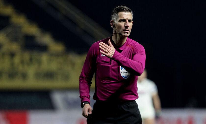 Super League: Σιδηρόπουλος στο Ολυμπιακός - Άρης, ξένοι διαιτητές σε ΟΑΚΑ, Περιστέρι