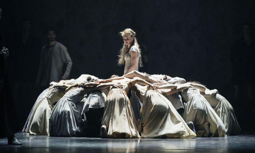 Ζιζέλ, του Άκραμ Καν, από το Εθνικό Μπαλέτο της Αγγλίας στο Christmas Theater On line (vid)