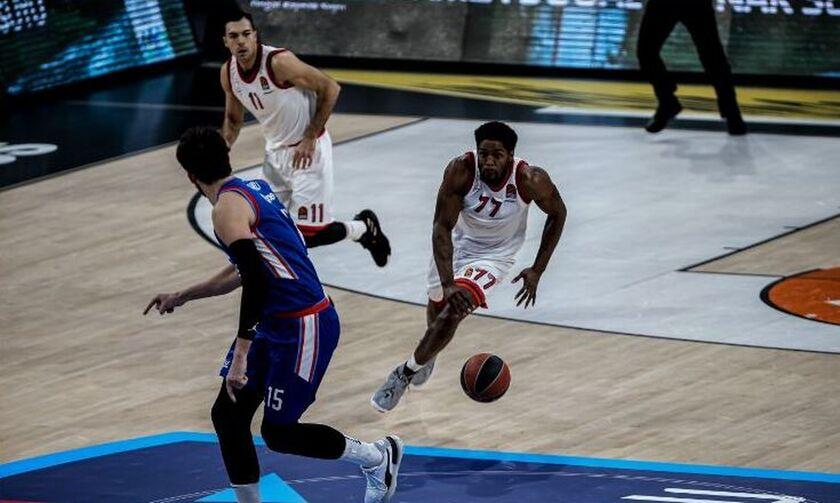 Εφές-Ολυμπιακός 76-53: Ένα 10άλεπτο μπασκετάρα και μετά… παράδοση άνευ όρων (Highlights)