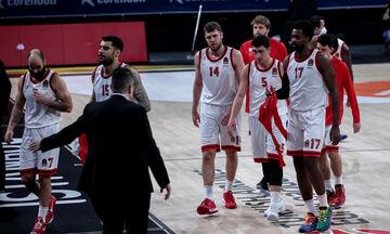 Το πανόραμα της Ευρωλίγκας: Έπεσε στην 13η θέση ο Ολυμπιακός (highlights)
