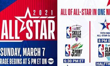 ΝΒΑ: Κανονικά στις 7 Μαρτίου το All Star Game