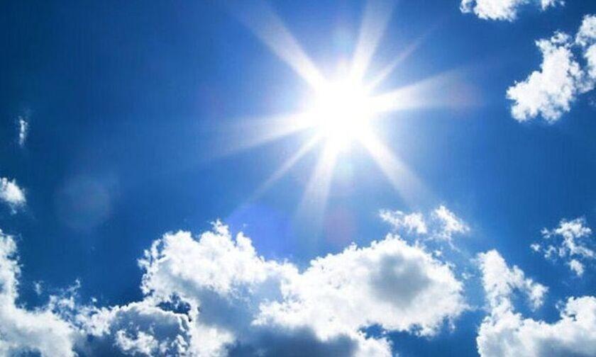 Καιρός: Γενικά αίθριος - Μικρή άνοδος της θερμοκρασίας