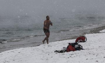 Χειμερινή κολύμβηση (μέρος Β')
