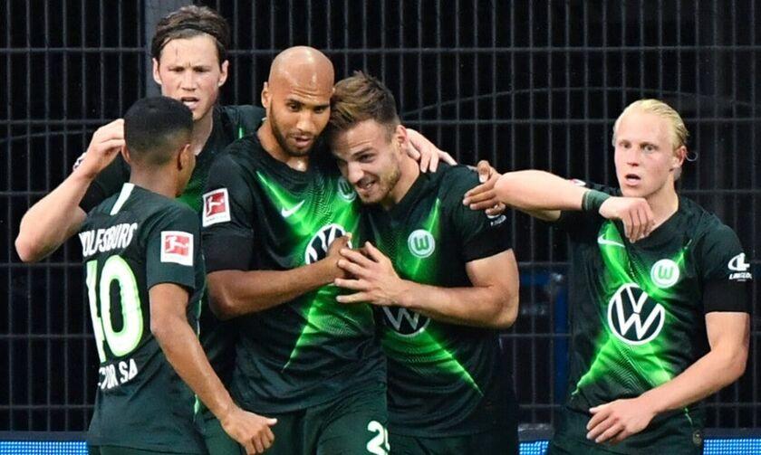 Bundesliga: «Αέρας» η Βόλφσμπουργκ στο Μπίλεφελντ, πέρασε μόνη τρίτη (highlights)