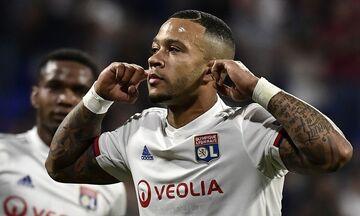 Ligue 1: Με το... ζόρι η Λιόν, 2-3 στο «θρίλερ» με τη Μπρεστ! (βαθμολογία)