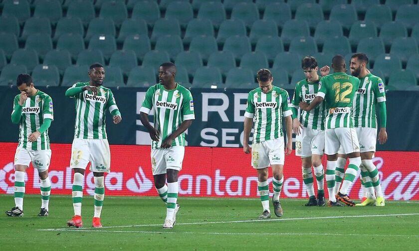 La Liga: «Βλέπει» Ευρώπη, χάρη σε πέναλτι στο παρά... έξι, η Μπέτις κόντρα στη Χετάφε (Highlights)