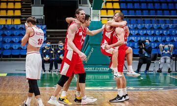 Προκριματικά Ευρωμπάσκετ 2022: Πέρασαν άλλες 5!