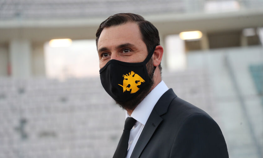 ΑΕΚ: Ο Λυσάνδρου υπέβαλλε την παραίτησή του!