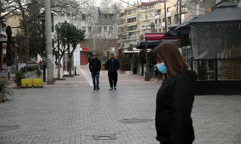 Θεσσαλονίκη: Στο επίπεδο πολύ αυξημένου κινδύνου οι Δ. Καλυμνίων και Κορδελιού-Ευόσμου