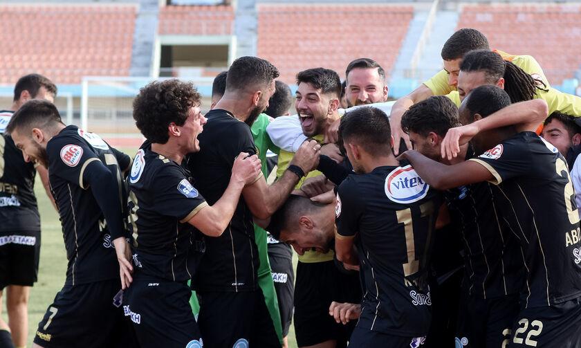 Super League 2: Πρώτος ο Εργοτέλης, νίκησε την Παναχαϊκή (1-0) (highlights)