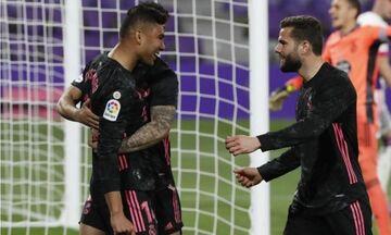 La Liga: Σ΄ απόσταση βολής (-3) από την Ατλέτικο η Ρεάλ Μαδρίτης χάρη στον Καζεμίρο (highlights)