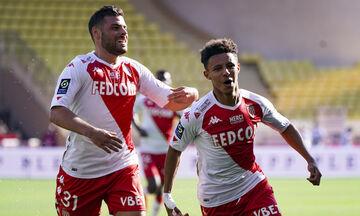 Ligue 1: «Κηδεία» της Μονακό στο Παρίσι, 2-0 την Παρί Σεν Ζερμέν! (highlights)