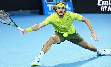 Σε Ρότερνταμ και Μασσαλία συνεχίζει ο Τσιτσιπάς μετά το Australian Open
