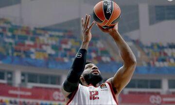 Ολυμπιακός: Χειρουργείται την Δευτέρα (22/2) ο Χασάν Μάρτιν- Πέντε με έξι εβδομάδες εκτός