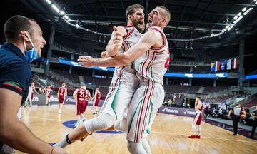 Πέρασαν στο Ευρωμπάσκετ Βέλγιο, Ολλανδία, Τουρκία, Βουλγαρία, Γαλλία και Μ. Βρετανία! (vids)