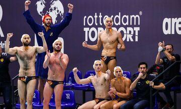 Το Μαυροβούνιο στους Ολυμπιακούς Αγώνες, κέρδισε στα πέναλτι (4-2) την Κροατία