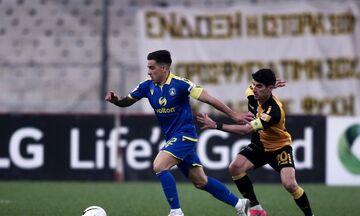 ΑΕΚ - Αστερας Τρίπολης 2-2: Τη γλίτωσε από τα «Χ»ειρότερα ο Σιμάνσκι (Highlights)