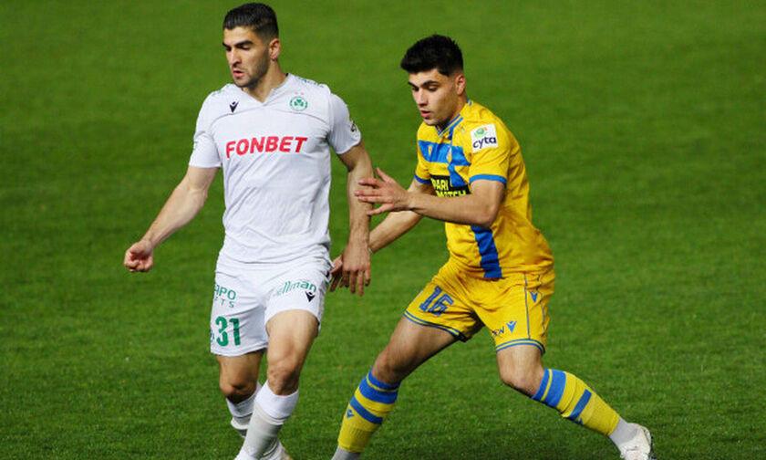 Κύπρος: Η Ομόνοια πήρε 1-0 το «αιώνιο» ντέρμπι με τον ΑΠΟΕΛ