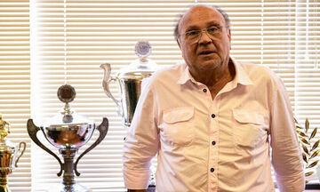 Διαθεσόπουλος για την πρόκριση της Εθνικής: «Αξίζει ένα μετάλλιο»