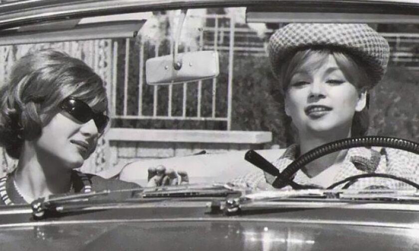 Πώς η Αλίκη Βουγιουκλάκη… βρέθηκε με Maserati αν και δεν είχε καν δίπλωμα