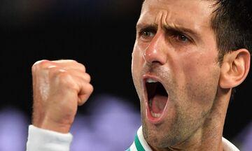 Australian Open - Νόβακ Τζόκοβιτς: Απόλυτος άρχοντας