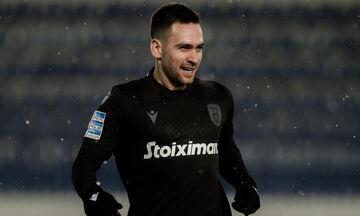 ΠΑΟΚ - Λαμία: Γκολ του Ζίβκοβιτς και 4-0 (vid)