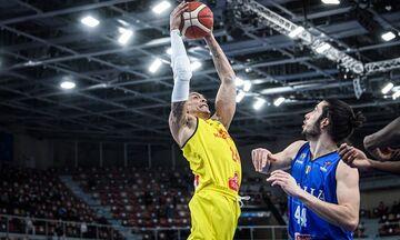 Πρώτη νίκη για τη Βόρεια Μακεδονία στα «παράθυρα»