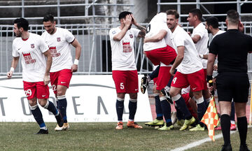 Super League 2: Διπλό ο Διαγόρας στα Τρίκαλα – «Χ» στο ντέρμπι στη Νίκαια (βαθμολογία - highlights)