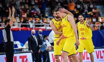 Προκριματικά Ευρωμπάσκετ 2022: Η Ρωσία κράτησε ζωντανή τη Βόρεια Μακεδονία