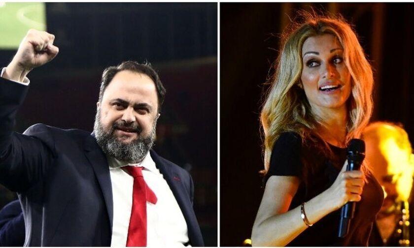 Νατάσα Θεοδωρίδου για το τραγούδι «Έξαψη»: Έτσι έγραψε τους στίχους ο Βαγγέλης Μαρινάκης! (vid)