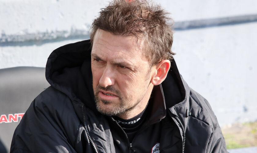 Ξάνθη: Απολύθηκε ο προπονητής Τόνι Πόποβιτς