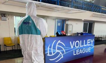 Volley League Ανδρών: Αναβολή του αγώνα Παναθηναϊκός - Φοίνικας Σύρου λόγω κορονοϊού