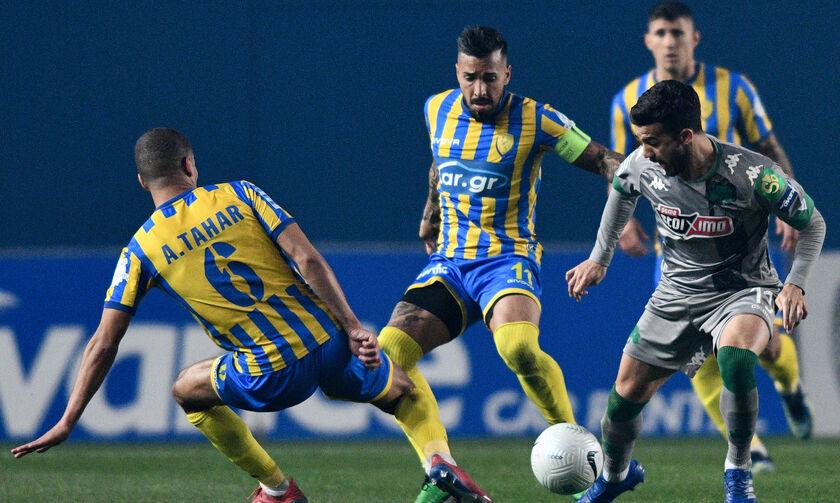 Παναιτωλικός- Παναθηναϊκός 1-0: Πήρε βαθιά… ανάσα! (highlights)