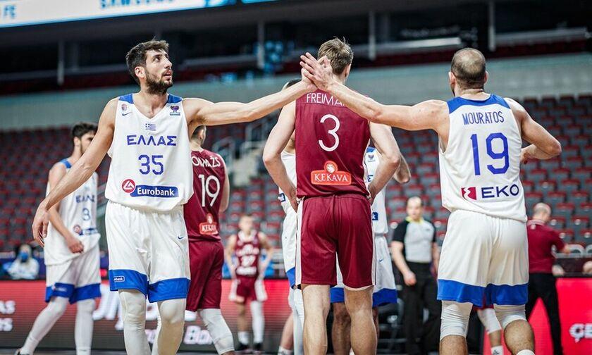 Προκριματικά Ευρωμπάσκετ: Φινάλε με νίκη η Εθνική μας, 97-94 τη Λετονία στην παράταση! (highlights)