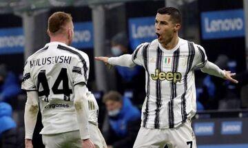 Serie A: Με Ρονάλντο οδηγό στο -8 η Γιουβέντους, 3-0 την Κροτόνε (highlights)