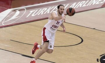 Ολυμπιακός: Την Τρίτη (23/2) στην Αθήνα ο Κουφός!