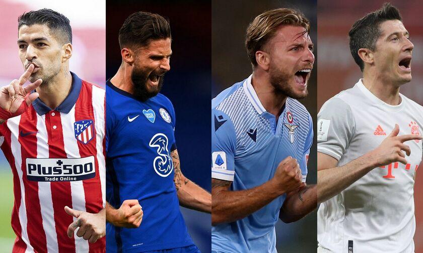 Champions League: Με Ατλέτικο η Τσέλσι, Λάτσιο εναντίον Μπάγερν