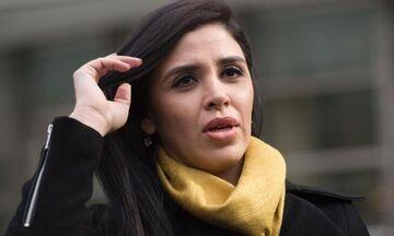 ΗΠΑ: Συνελήφθη η σύζυγος του βαρόνου των ναρκωτικών «Ελ Τσάπο»