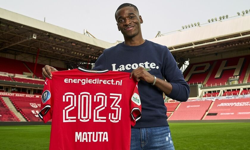 PSV Αϊντχόφεν: Ανανέωσε ο 19χρονος Βέλγος Ματούτα (pics)