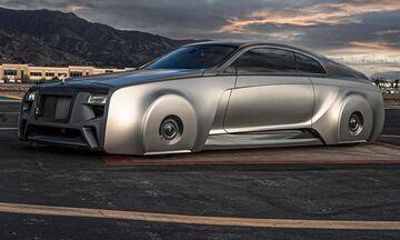 Μια Rolls Royce που δεν... υπάρχει, για τον Τζάστιν Μπίμπερ (pics)